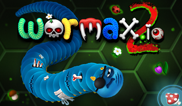 Wormax2 io | Free-to-play multiplayer game